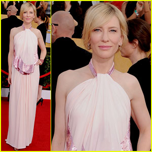 Cate Blanchett - SAG Awards 2014 Red Carpet