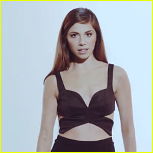 Christina Perri: No Tattoos in 'Human' Music Video - Watch Now!