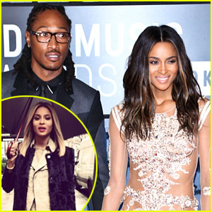 Ciara: Pregnant with Future's Baby!
