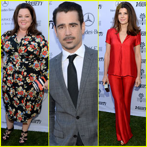 Colin Farrell & Melissa McCarthy: Variety's Creative Impact Awards & Directors to Watch Brunch
