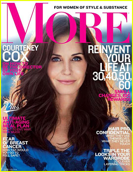 Jennifer Aniston on Courteney Cox: She's Been There For Me Through Everything