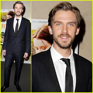Dan Stevens: 'Summer in February' New York City Premiere