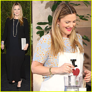 Drew Barrymore Talks Pregnancy Weight on 'Ellen'!