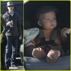 Edward Norton Debuts Baby Boy - First Pictures Here!