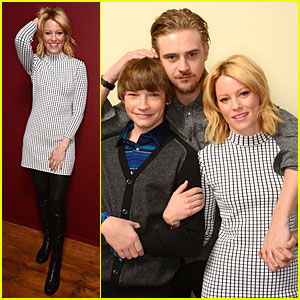 Elizabeth Banks & Boyd Holbrook: 'Little Accidents' Portrait Session!