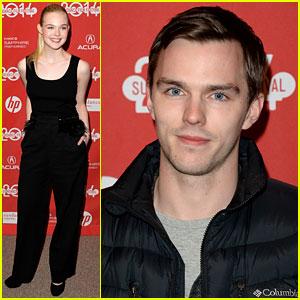 Elle Fanning & Nicholas Hoult: 'Young Ones' Sundance Premiere!