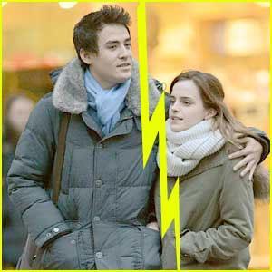 Emma Watson & Boyfriend Will Adamowicz Split