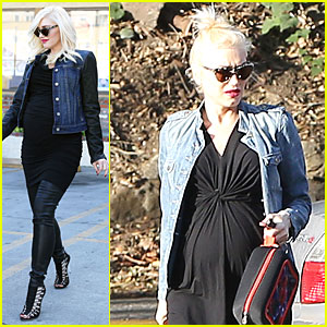 Gwen Stefani: Gavin Rossdale is Working on Some New Music!