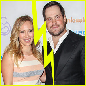 Hilary Duff & Mike Comrie Split After Three Years of