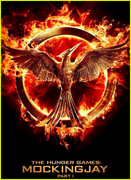 'The Hunger Games: Mockingjay Part 1' Poster Revealed!