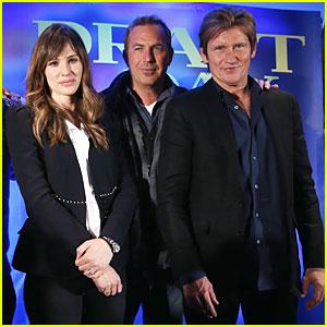 Jennifer Garner: 'Draft Day' Super Bowl Commercial - Watch Now!