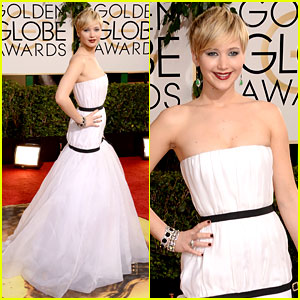 Jennifer Lawrence - Golden G