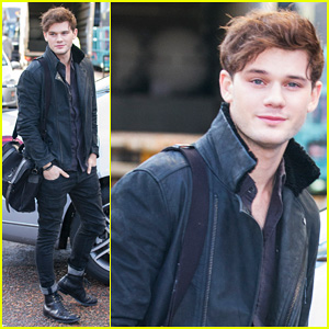 Jeremy Irvine: I Stopped Eating for 'The Railway Man'