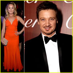 Jeremy Renner - Palm Springs Film Festival Awards Gala 2014