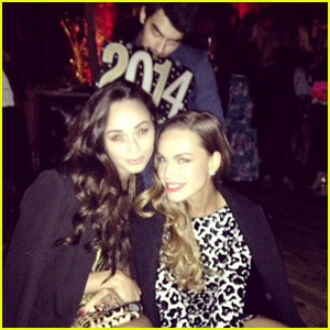 Joe Jonas & Jesse Metcalfe: New Year's Eve Party with Blanda Eggenschwiler & Cara Santana