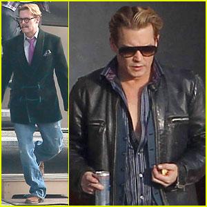 Johnny Depp: Aubrey Plaza Joins 'Mortdecai' Cast!