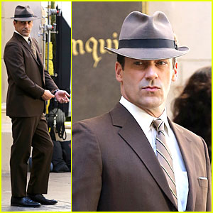 Jon Hamm: 'Mad Men' Final Season Premieres on April 13!