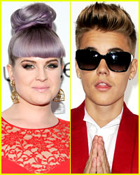 Kelly Osbourne Hangs with Justin Bieber After Breakup News