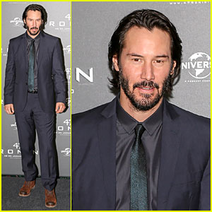 Keanu Reeves: '47 Ronin' Munich Photo Call!