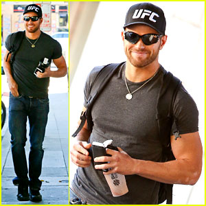 Kellan Lutz Had One Week to Prep for 'Legend of Hercules'