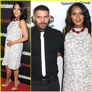 Kerry Washington: EW SAG Nominees Celebration & TCA Party!