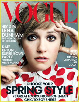 Lena Dunham: I Want People to Feel Normalized By Sex on 'Girls'