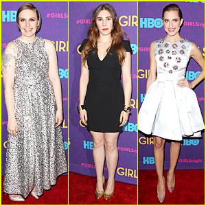 Lena Dunham & Zosia Mamet: 'Girls' Third Season Premiere!