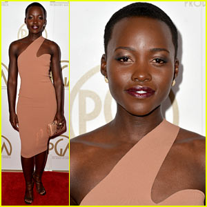 Lupita Nyong'o - Producers Guild Awards 2014
