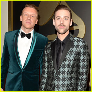 Macklemore & Ryan Lewis WIN Best New Artist at Grammys 2014!