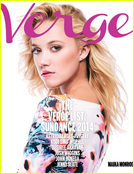 Maika Monroe Anticipates the Magic of Sundance Film Festival!
