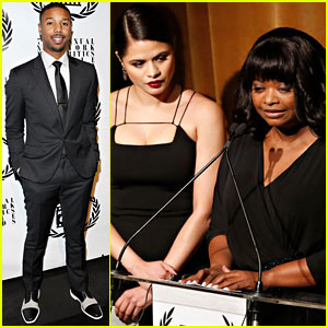 Michael B. Jordan Reunites with 'Fruitvale Station' Co-Stars at NYFCC Awards
