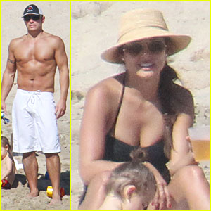 Nick Lachey: Shirtless Sexy in Cabo San Lucas!
