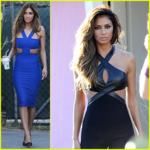 Nicole Scherzinger Bares Midriff For Sexy Sunland Photo Shoot!