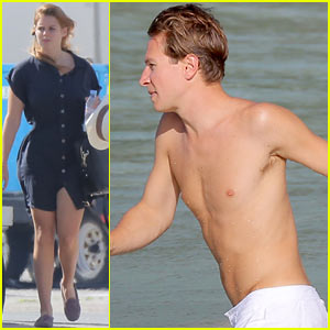 Princess Beatrice & Boyfriend Dave Clark: New Year's in St Barts!