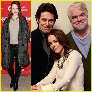 Rachel McAdams: 'Most Wanted Man' at Sundance Film Festival!