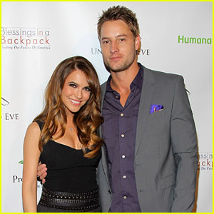 Revenge's Justin Hartley Dating Chrishell Stause!