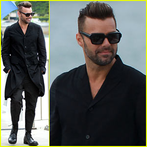 Ricky Martin: You & I Deserve Something Fantastic!