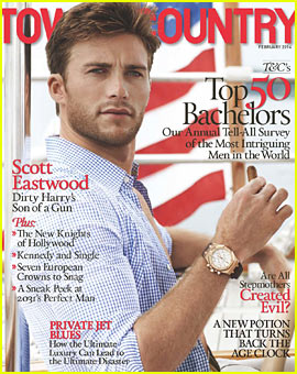 Scott Eastwood on Sexy 'Town & Country' Spread: I Didn't Pay Attention to the Buzz