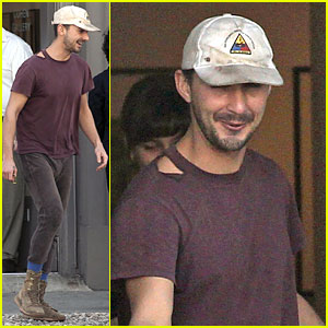 Shia LaBeouf Ends Retirement with 'Rock the Kasbah'!