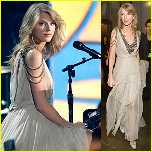 Taylor Swift Performs 'All Too Well' at Grammys 2014 (Video)!