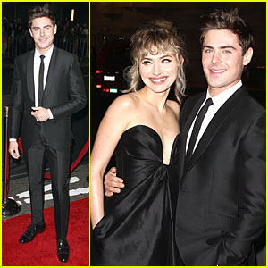 Zac Efron & Imogen Poots: 'That Awkward Moment' L.A. Premiere!
