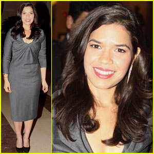 America Ferrera: More Movies Like 'Cesar Chavez' Need to Be Made!