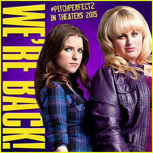 Anna Kendrick & Rebel Wilson Returning for 'Pitch Perfect 2'!