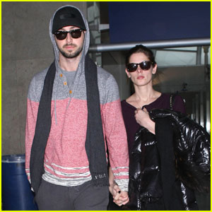 Ashley Greene & Paul Khoury Hold Hands After Super Bowl Game!