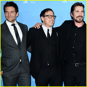 Bradley Cooper & Christian Bale: 'American Hustle' Berlinale Photo Call!