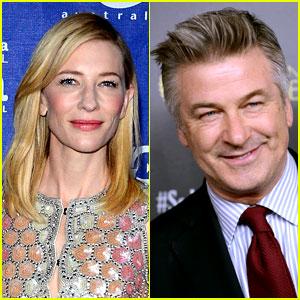 Cate Blanchett & Alec Baldwin Respond to Dylan Farrow's Open Letter