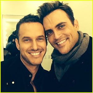 30 Rock's Cheyenne Jackson: Engaged to Jason Landau!