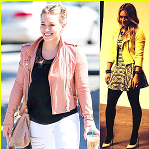 Hilary Duff on #NoKidsPolicy: This Is Why I Love Just Jared!
