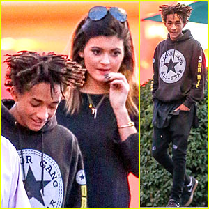 Jaden Smith is an All-Star Stud for Kylie Jenner!
