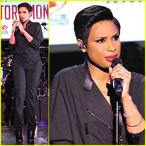 Jennifer Hudson Gives the Key for Losing Weight!